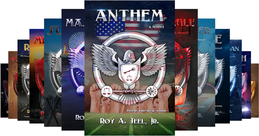 Iron Eagle Series Books